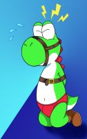 kidnapped yoshi by sprucehammer