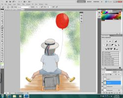 With Background WIP... by DefineYvonne