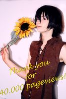 Lelouch -Thanks for 40000 Hits by KashinoRei