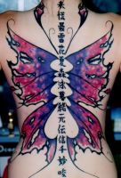 Fairy Back by AstroTatts