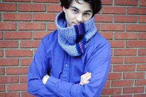 Twilight Sparkle Scarf by Weeaboo-Warehouse