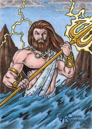 Poseidon - Classic Mythology