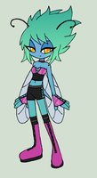 Custom Dragonfly Girl by Return-to-Mobius
