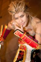 Dynasty Warriors 7 Gan Ning by roadscream
