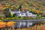 Kylemore Abbey, Ireland by LinkyQ