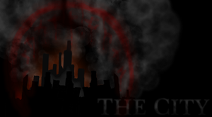 Rough - The City Title/Menu Screen (DOOOOM) by WyldAngel