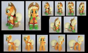 Appletastic Treats! (Gala Applejack) by fireflytwinkletoes