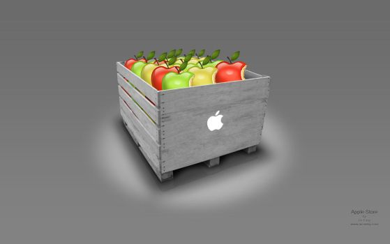 Apple Store by makrivag