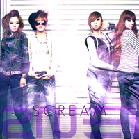 2NE1: Scream by Awesmatasticaly-Cool