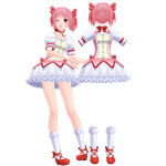Pl2 Madoka Outfit .:Download:. by Palcario