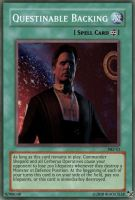 Yu-Gi-Oh Cards Mass Effect 30 by Blackcell8
