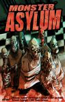 MONSTER ASYLUM by Hartman by sideshowmonkey