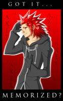 Got It Memorized? Axel by some1ders13