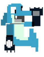 Minigame Style: Beck by Dizzee-Toaster