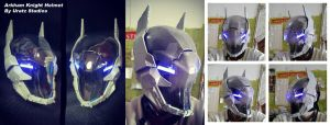 Arkham Knight Prototype by Uratz-Studios