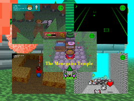 The Menegaim Temple +game+ by abgarok