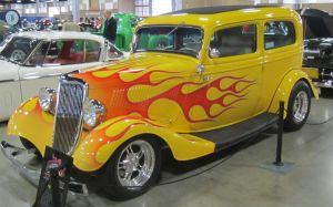 34 Ford Tudor Sedan by zypherion