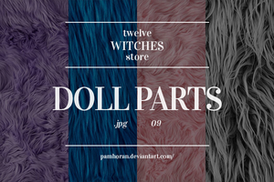23 Doll parts.jpg by 12WitchesStore
