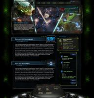 Starcaft Guild Page by Lurker28