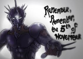 5th of November: its rebel day! by war-machine