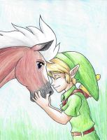 MM Epona Reunited--Collab by Rachet777
