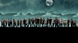 LOST Full Cast - Textless by Wolverine080976
