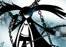 Black Rock Shooter by JerryRC
