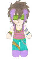 Theo Plushie 8D by MAGAngel