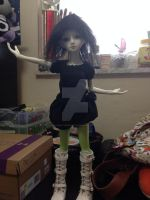 My BJD Kisa. by SplendidtheInsaneOne