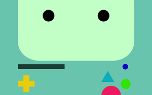 Beemo Wallpaper by marck2009