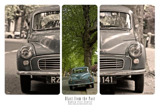 Blast from the Past by radu-jm