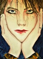 Robert Smith by TheCorinna