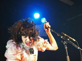 Kimbra live at The Metro by Doverz