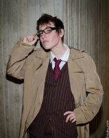 Dr Who Cosplayer at Youmacon 2011 by fotaku