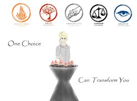 Divergent Fanart by raybey67