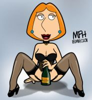 Lois Griffin Glamour Pose 2 by mej073