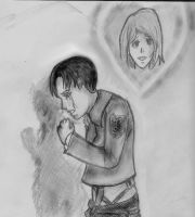 LevixPetra .. i will always love you .... by FireToRain