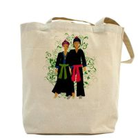 Hmong Tote Bag by queenhli