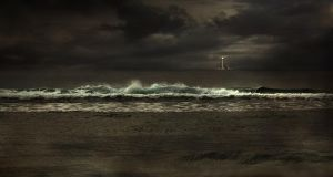 Seascape by CouchyCreature
