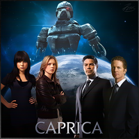 Caprica Promo by PZNS