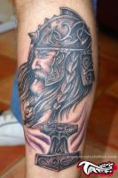 VIKING TATTOO TATTOOS by magicstattoostudio