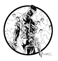 Snake Eyes by StazJohnson