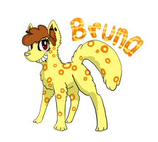 Bruna Chibi by DragonCartoons