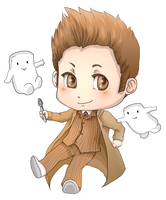 Little Doctor Ten by Haldthin