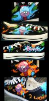 Benson shoes by dragon-master09