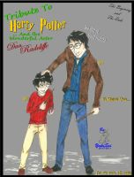 Tribute To Harry Potter by yukisei