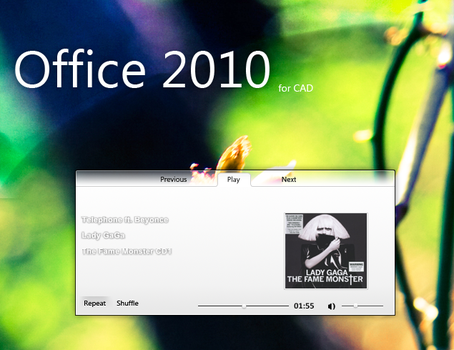 Office 2010 by AxiSan