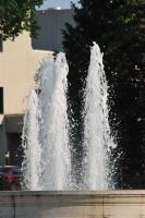 Fountain In La Crosse, WI by EandT2-17