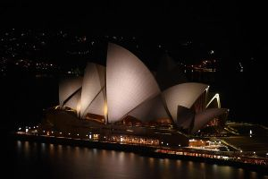 Sydney Opera House by Freya7
