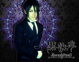 Simply one Hell of a Butler by CocoDeathMetaller